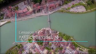 Liberty Trip vous propose une Escapade Touristique en Auvergne-Rhône-Alpes dans le Haut-Rhône dans le pays de Seyssel en Haute-Savoie @Dep_74 @auvergnerhalpes @GaellePOIRION #LibertyTrip